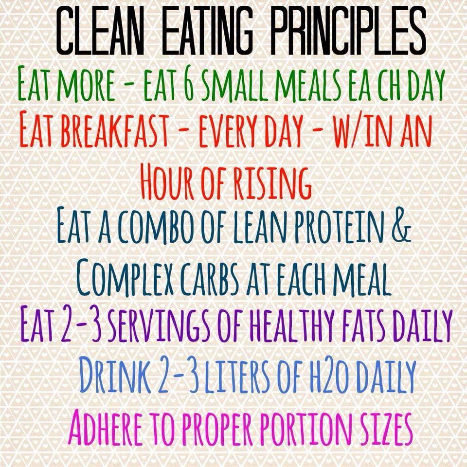 Clean Eating Quotes Share Fitness Pinterest Clean Eating