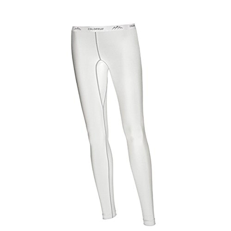 Women's Premium Performance Single Layer Bottom - White - CC12MX4T2YS - Sports & Fitness Clothing, W...