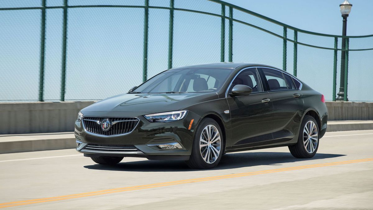 2020 Buick Regal Sportback Review Pricing And Specs Buick Regal Buick Regal Gs Buick