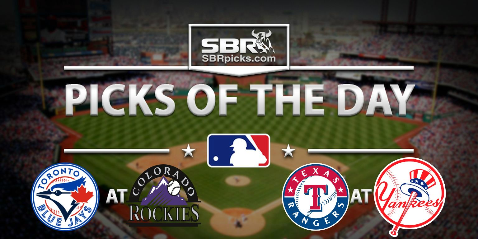 MLB Picks Of The Day Double Down On Our Top Ticket