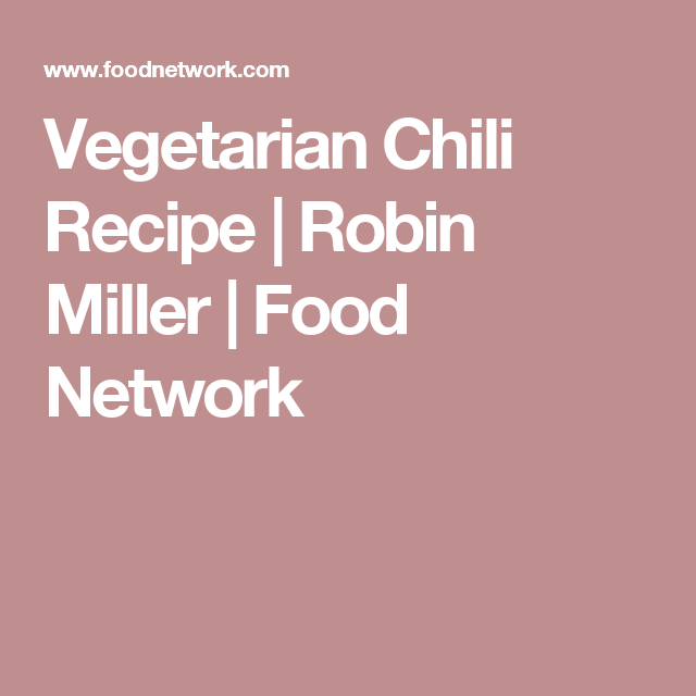 Vegetarian chili reet forumfinder Image collections