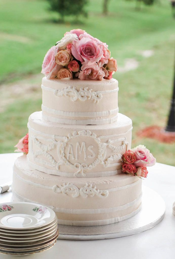 Sam Wedding Cake.Beautiful Orange Grove Wedding Alyssa And Sam Wedding Cakes And