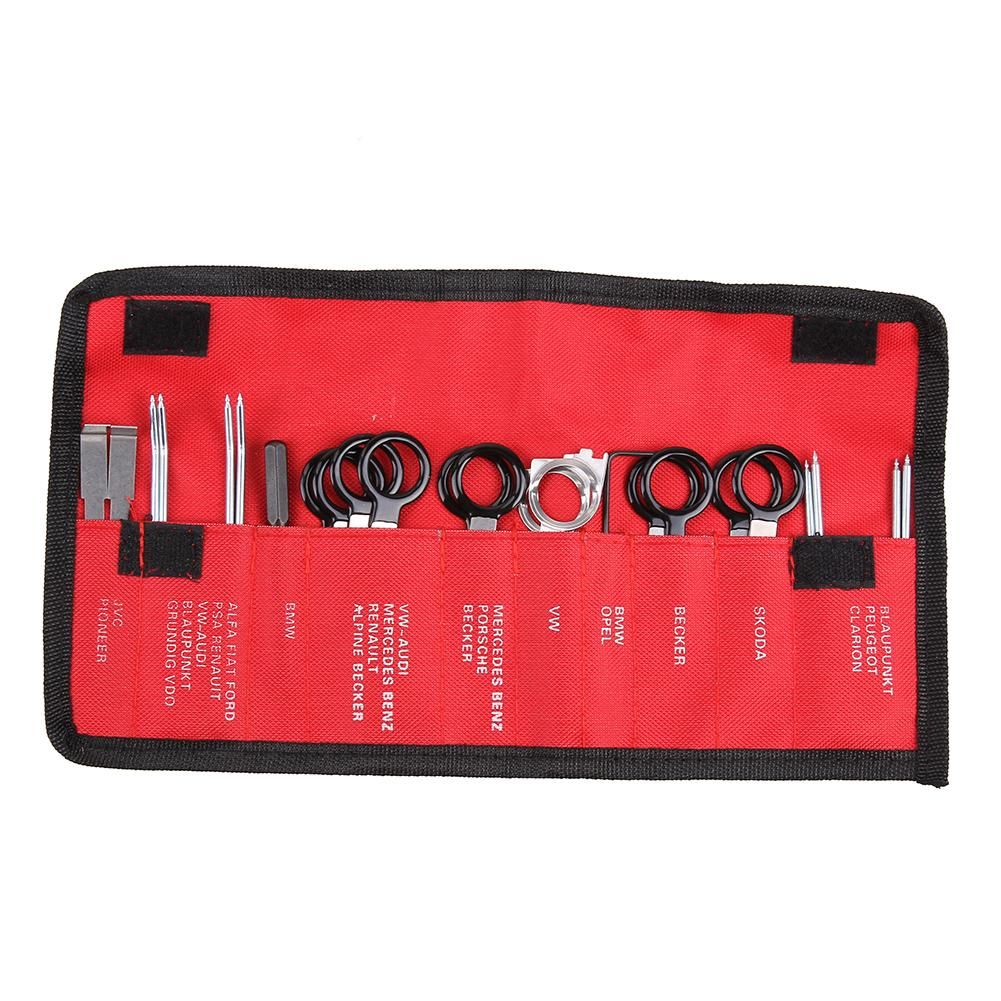 20Pcs Portable Auto Car Radio Panel Door Clip Panel Trim