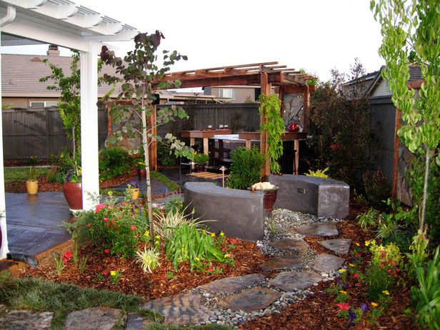 Beautiful Backyard Makeovers