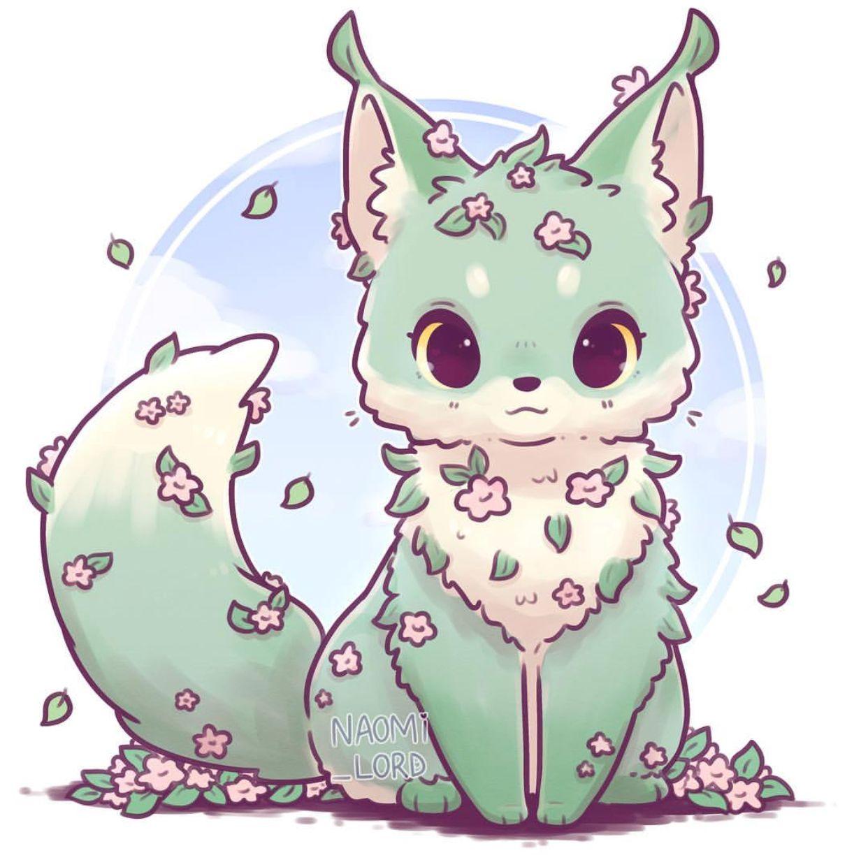 α∂∂уѕρυяяfє¢ткιттєи•*¨*•.¸¸.♡ Cute kawaii drawings, Kawaii