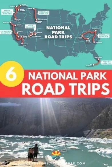 us national park vacation spots. usa travel destinations