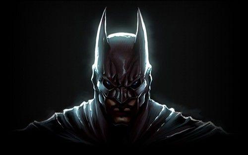 Why can't Batman be black???