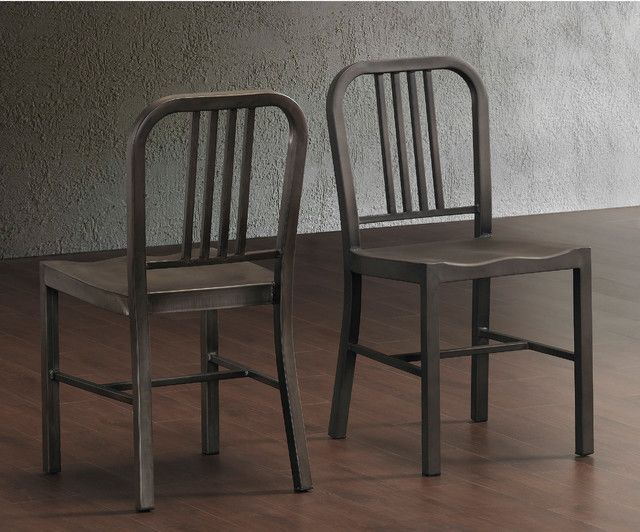 Vintage Metal Dining Chairs Http Coastersfurniture Org Shabby Chic