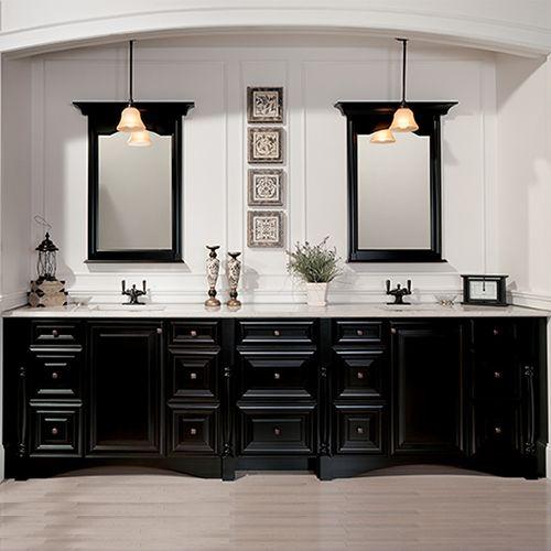 Elegant Bath Collection By Wellborn Dengan Gambar