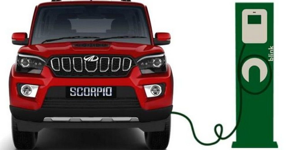 Mahindra To Release Electric Variant Of It S Suv Scorpio 7