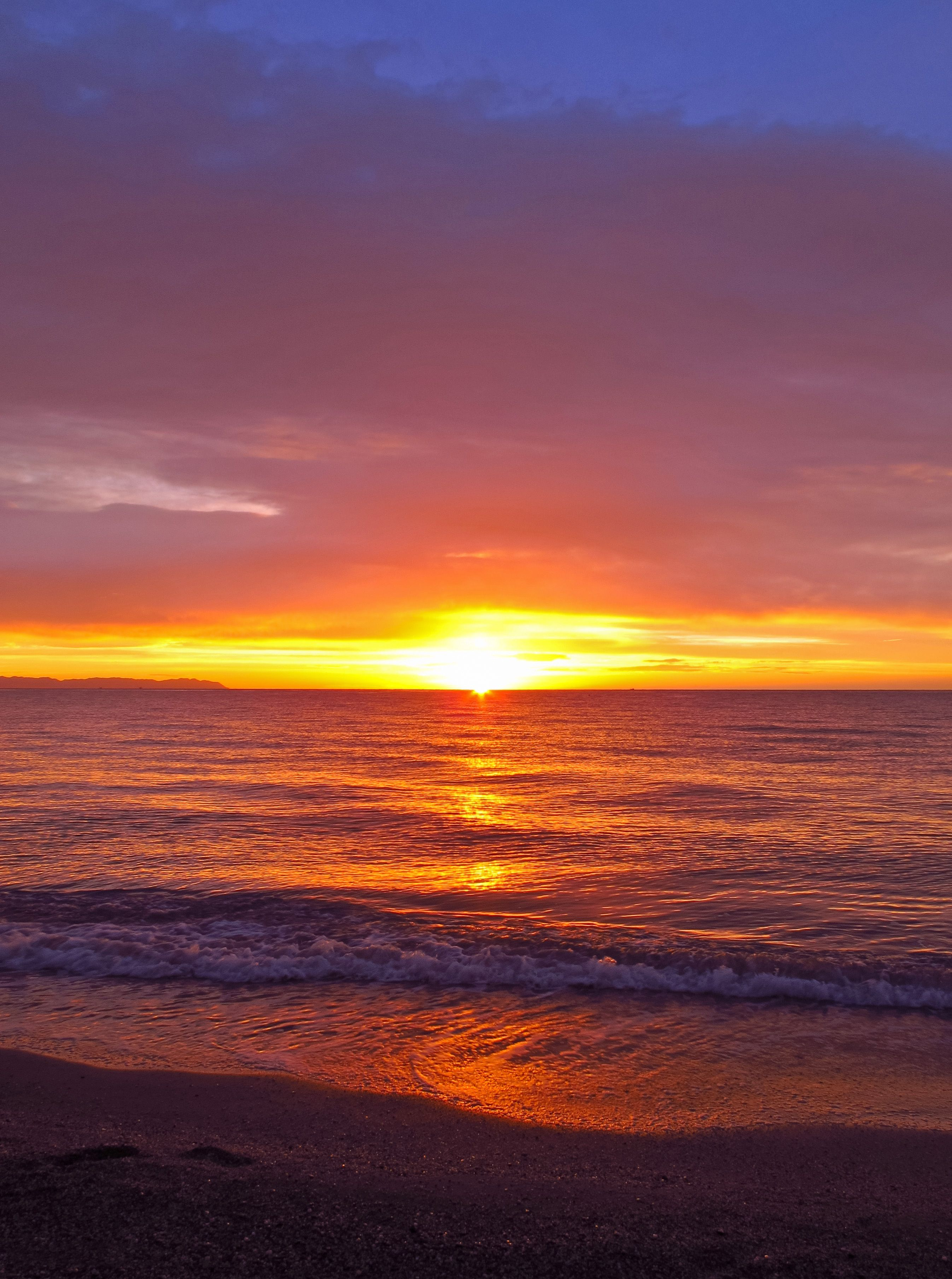 Wake up to a spectacular sunrise in Cabo De Gata. #Travel  #Almeria