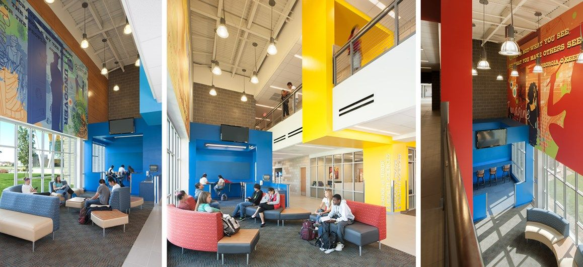 Superieur Doble ALTURA Garden City High School In Garden City, KS | DLR Group