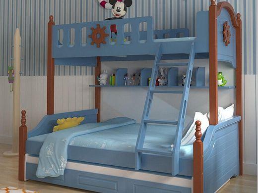 Волшебные кровати в морском стиле Очень важно правильно начинать и заканчивать свой день. Об этом говорят все и вокруг. Поэтому выбор места, где начинаешь свой день очень важен.