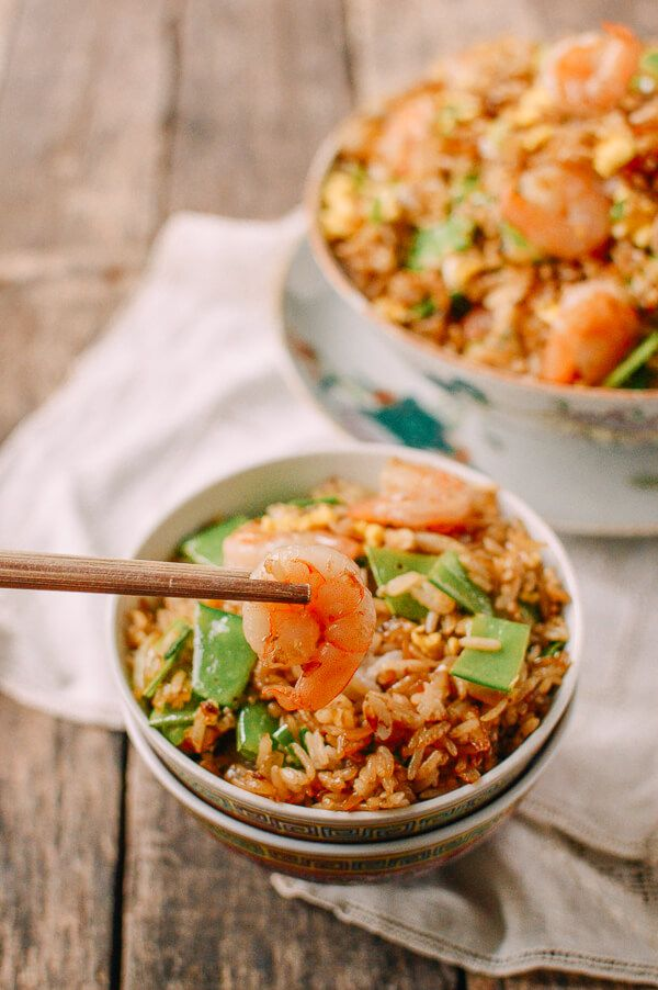 Shrimp Fried Rice Recipe Fried Rice Shrimp Fried Rice Chinese Cooking