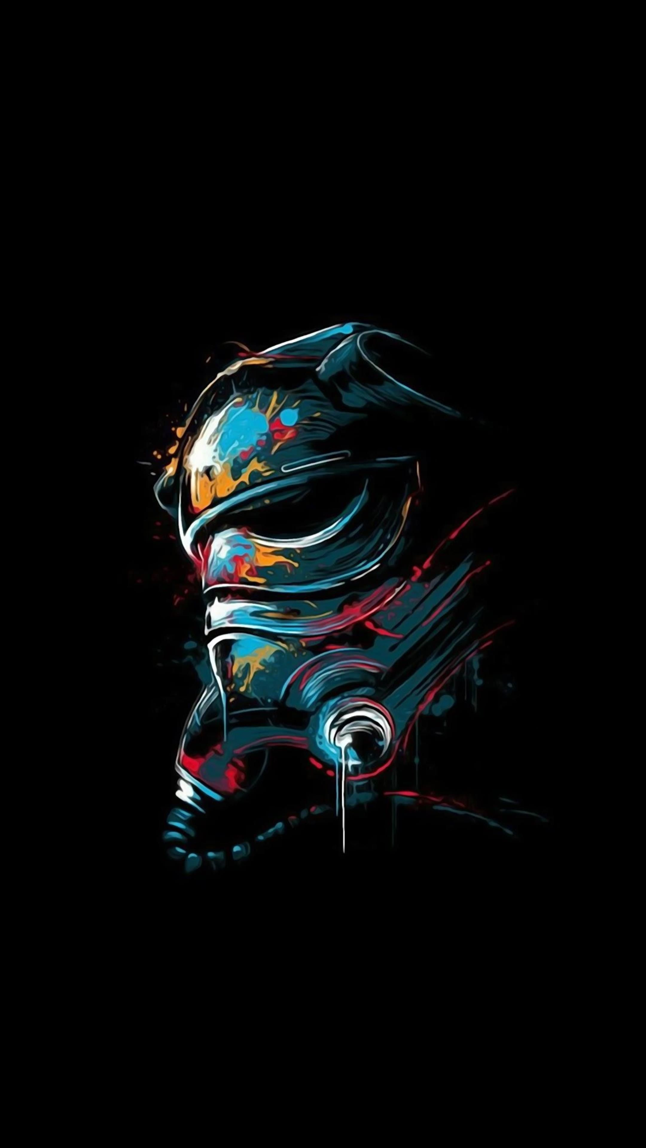 Artwork, star wars, villain, Kylo Ren, 720x1280 wallpaper