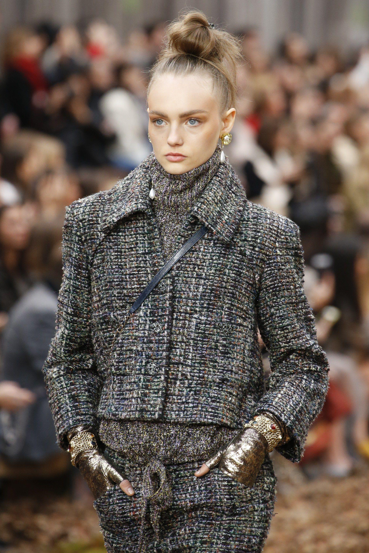 Chanel Fall 2018 Ready-to-Wear Fashion Show | inspiration