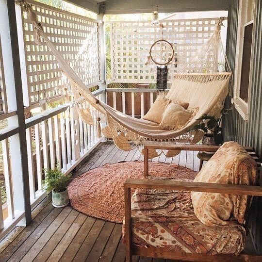 Awesome outdoor space by bohostyle