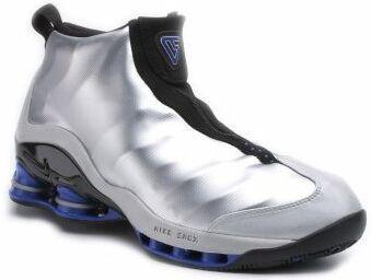 best sneakers b0b98 4d853 Nike Shox VC I   Tenis de basquet   Nike shoes, Nike shox, Footwear