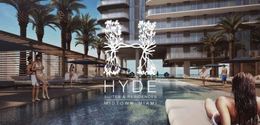 Hyde Suites And Residences Midtown Miami Apartamentos Residencias En Pre Construccion Sector Midtown Miami Usa Para Venta Apartamentos Arquitectonico Florida