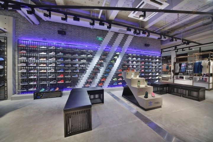 "StoreTours: Adidas ""NBHD"" concept store, Berlin – Germany"