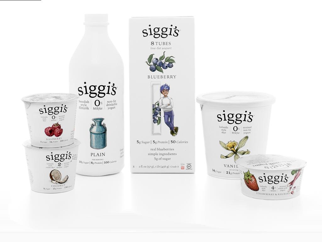 our products: skyr, filmjölk, and tubes   Milk   Skyr recipe