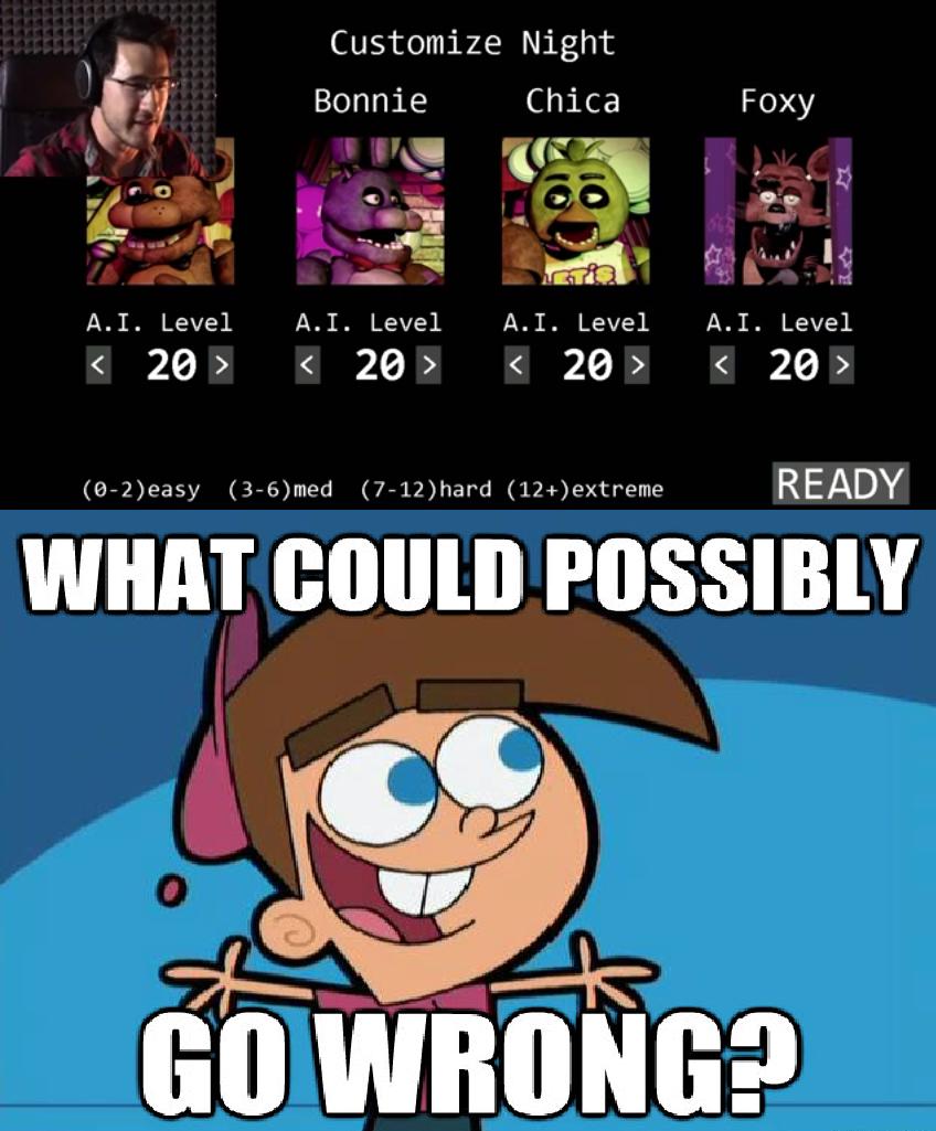 Game Put Your Funniest Meme Here Fnaf Memes Fnaf Fnaf Funny
