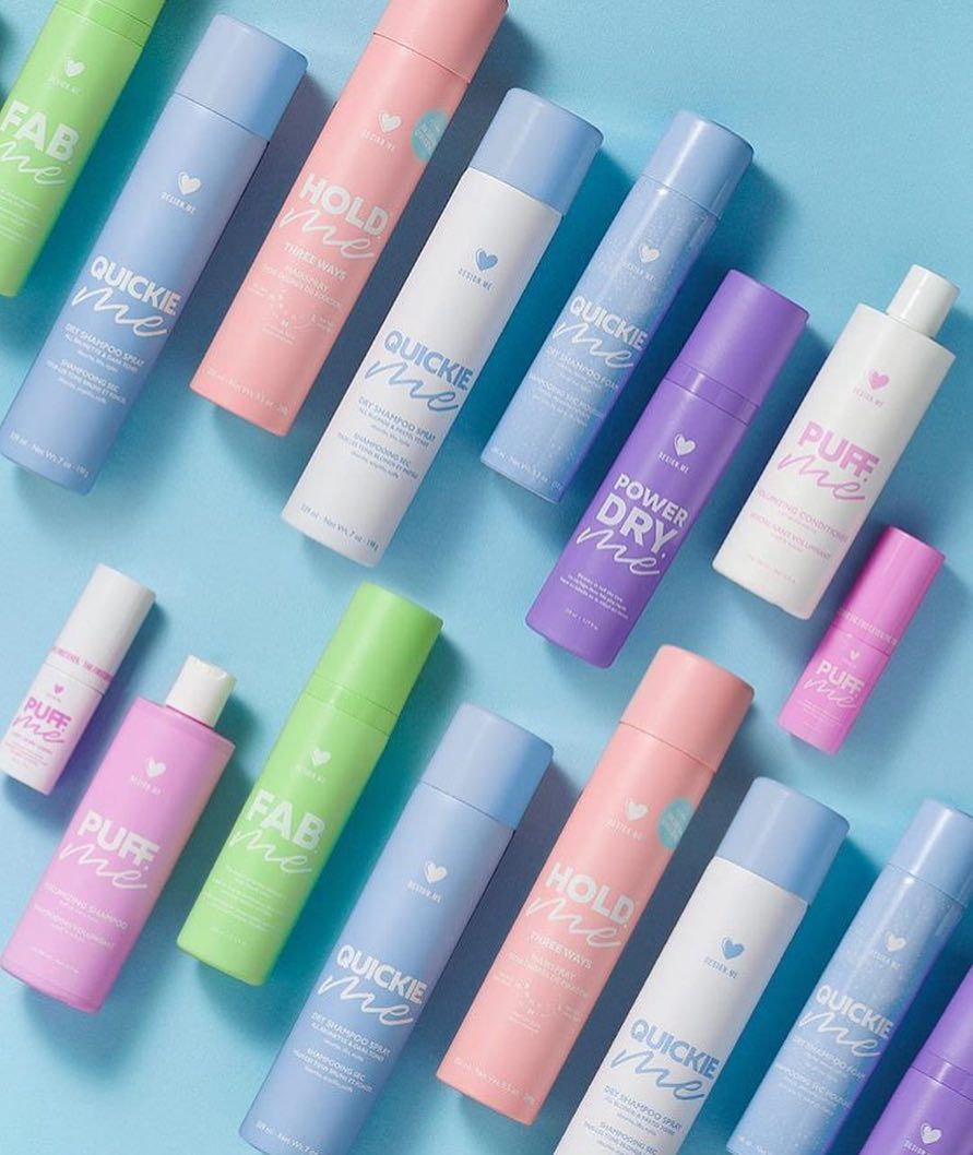 Design Me Puff Me Shampoo Shampoo Design Shampoo Hair Care Products Professional