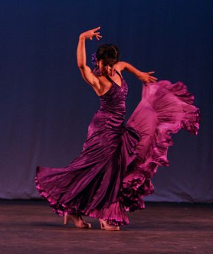 Verano de flamenco