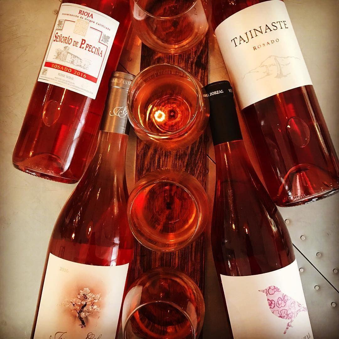 Wine Tasting Tonight Spanish Roses From Rioja Navarra Murcia And Canary Islands Come In Anytime Between 4 00pm And 9 00pm On Tuesda Wine Snob Wine Night Wine