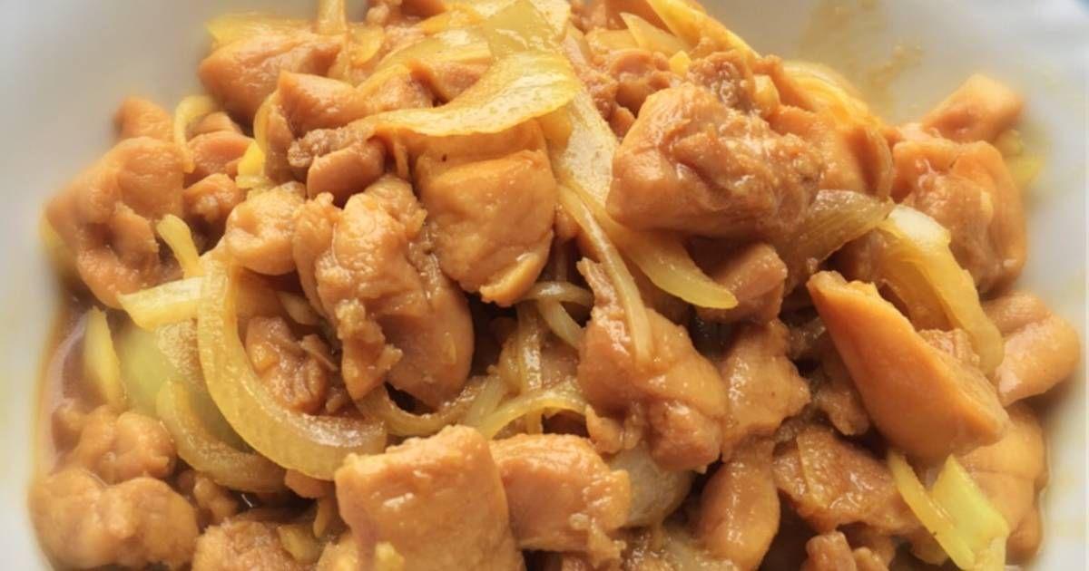 Resep Chicken Teriyaki Like Hokben Oleh Ivonne Resep Ayam Teriyaki Ayam Resep