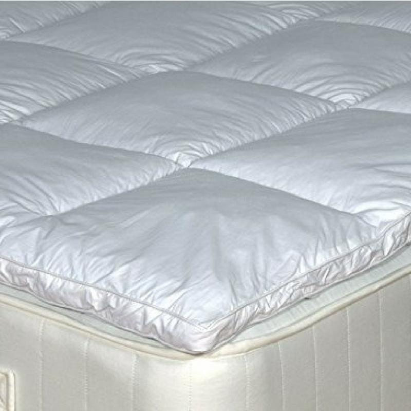 Elainer Mattress Topper Mattress, Dust mites, Bed frame