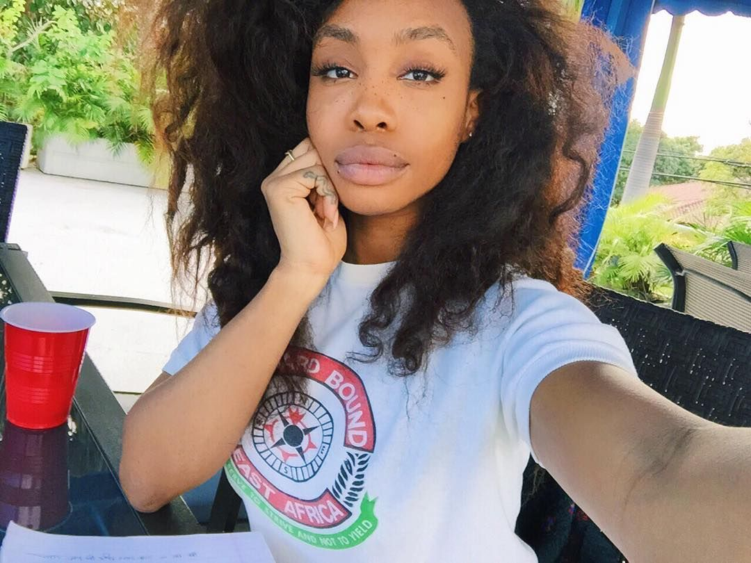 b4a0b8f92 SZA Worked At Sephora Before She Was Famous — & This Is What She ...