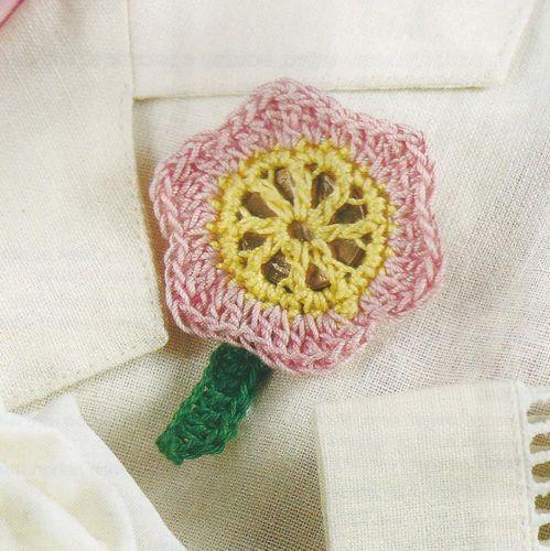 Crochet Pattern Lucky Penny Holder Pin Instructions Ebay Lucky