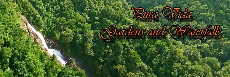 Pura Vida Gardens And Waterfalls Jaco
