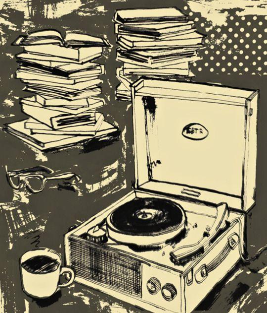 Vinyl Art by Kavel Rafferty