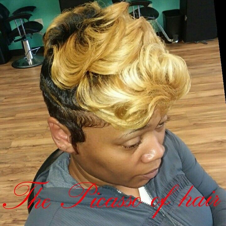 Pin by Wanda Dupree on The Picasso of HAIR | Hair