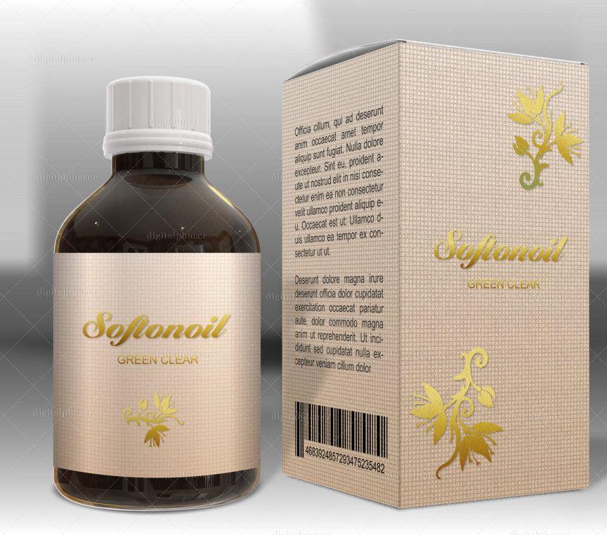 2971+ Medicine Syrup Box Mockup Download Free