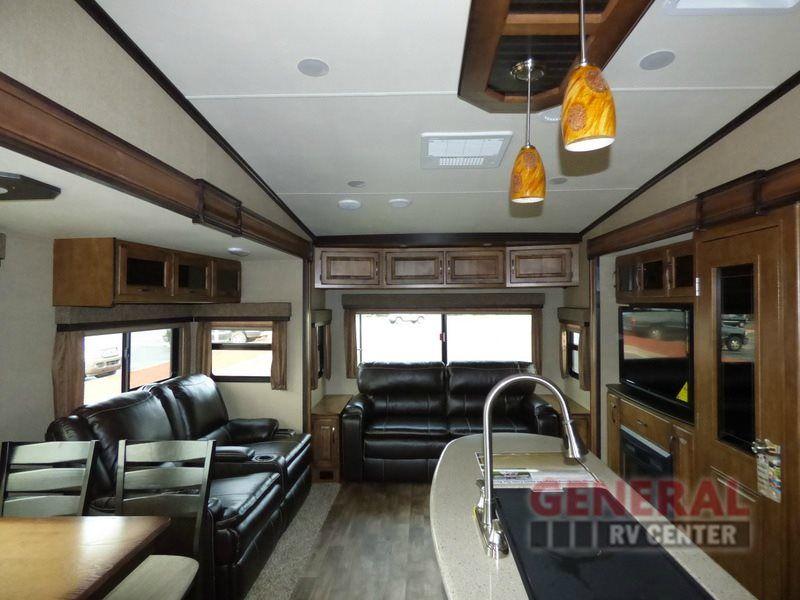 New 2016 Grand Design Reflection 337RLS Fifth Wheel at