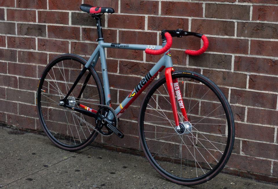 Cinelli Vigorelli custom for 2013 Red Hook Criterium | Fixed