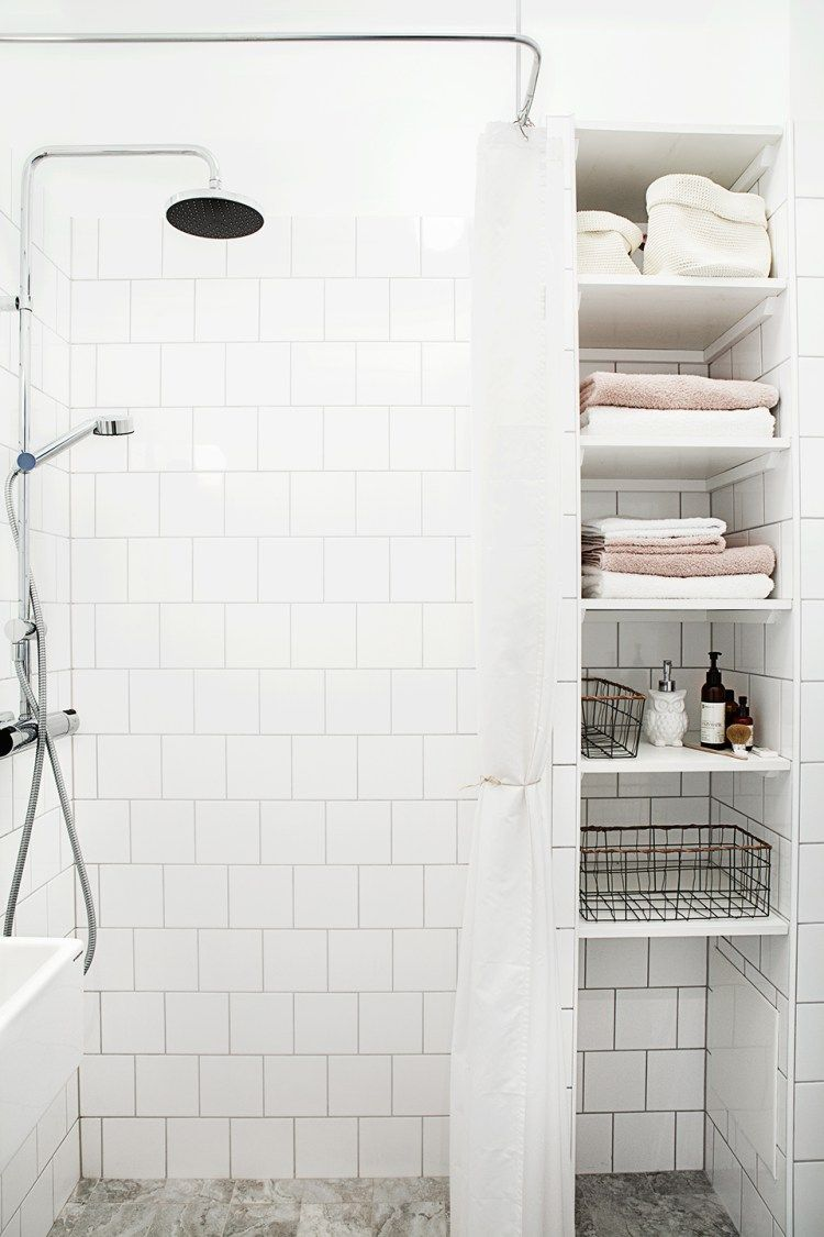 11 tips for a (minimal) clutter free bathroom - DIY home decor and ...