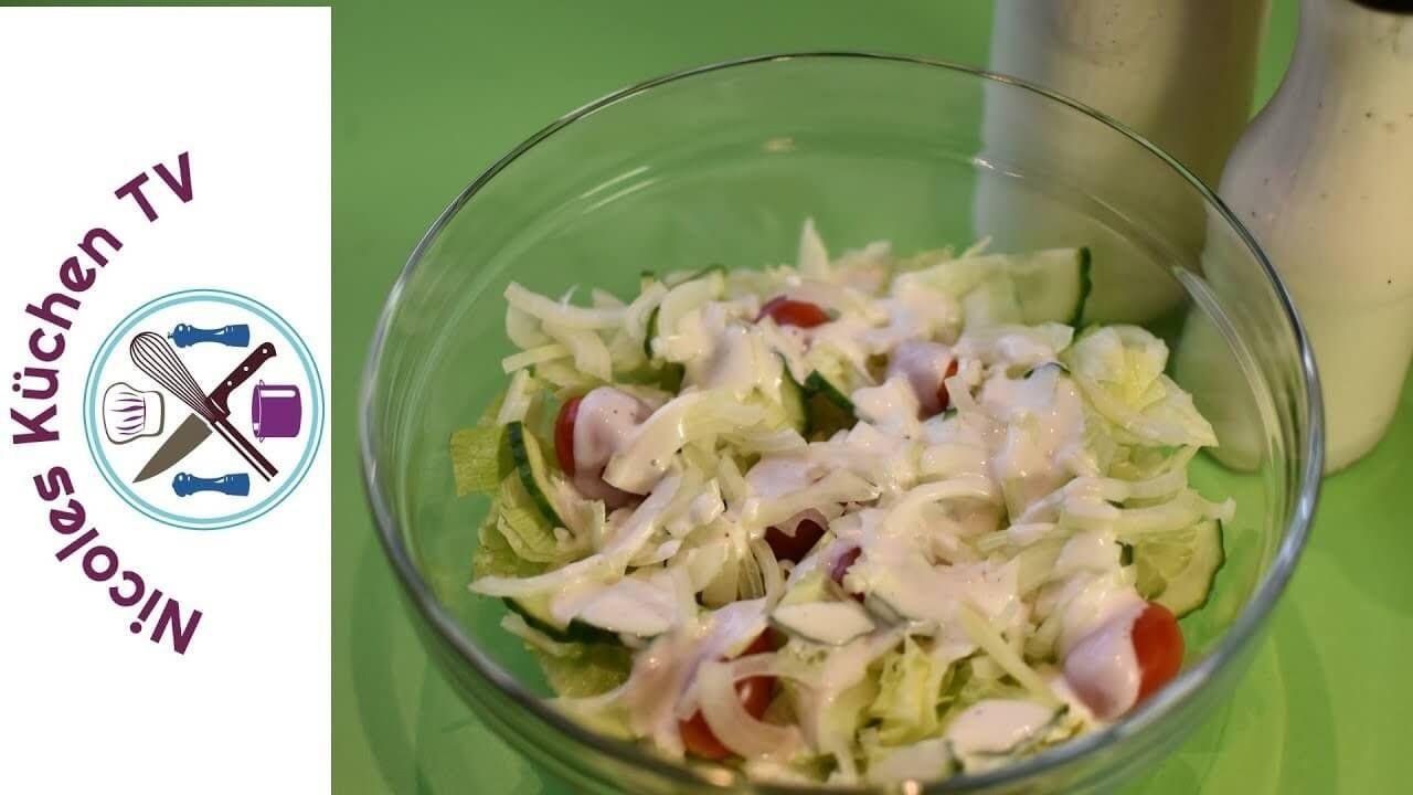 Nicoles Küchen Tv : sylter salatsauce leichte variante thermomix rezept von nicoles k chen tv leckere ~ A.2002-acura-tl-radio.info Haus und Dekorationen