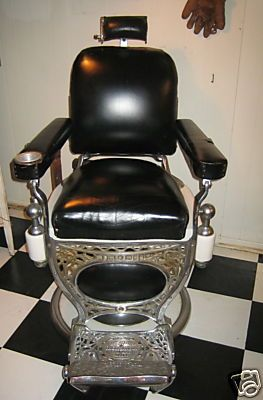 antique barber chair theo kochs chicago all complete salons