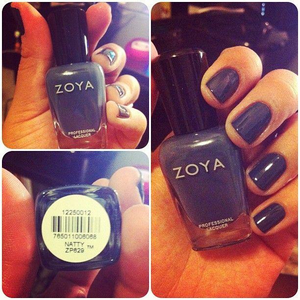 Zoya Nail Polish in Natty shared via Instagram!