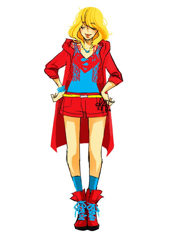 Superhero Inspired Fashions