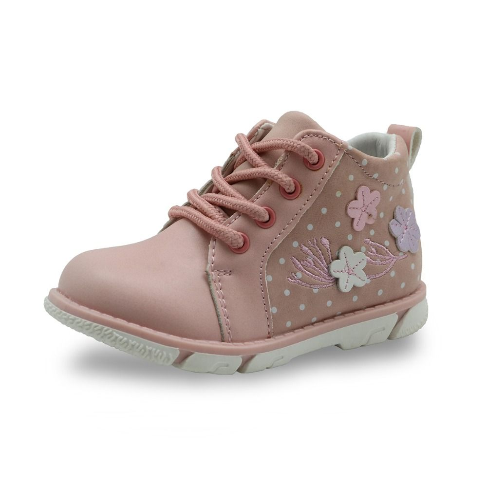 494b75df35514 ... Apakowa 2017 Nueva Primavera Otoño niños niñas zapatillas de deporte zapatos  de moda hecha a mano botas niños botas niñas botas de Cuero PU de LA flor  ...
