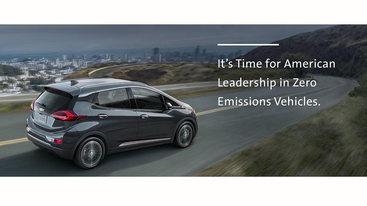 General Motors Proposing National Electric Car Mandate To Spur
