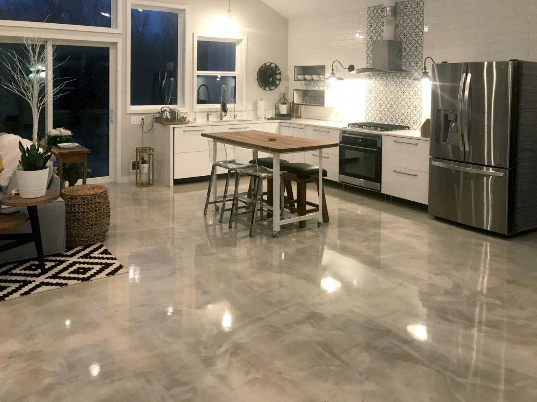9+ Best Epoxy Kitchen Floor Cost   Epoxy floor, Epoxy floor ...