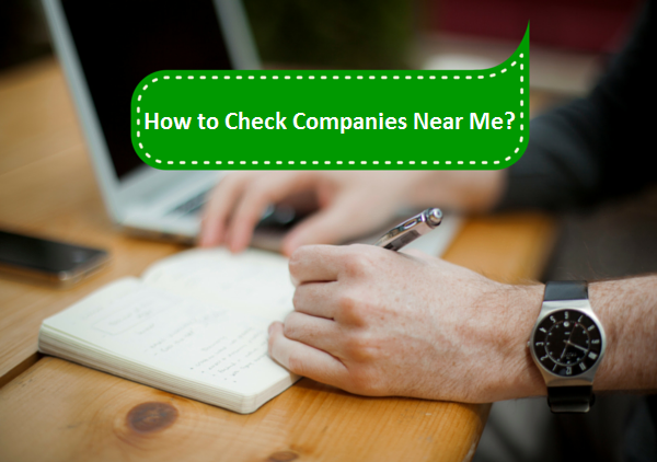 How to Check #Companies Near Me? - #business #entrepreneur ...