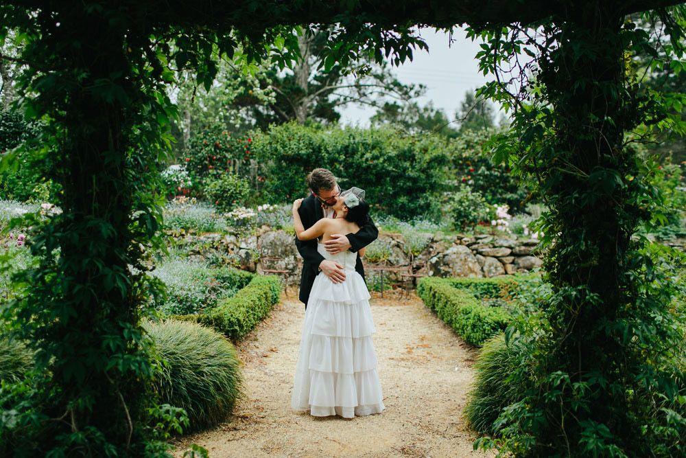 Harvest Festival Wedding: Michelle & Eric