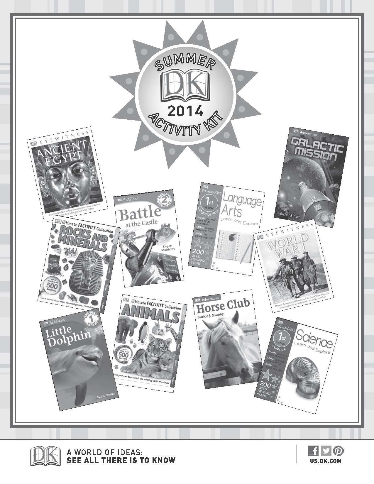 Summer Reading Kit